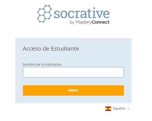 socrative-acceso-estudiante
