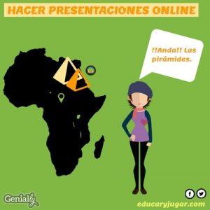 Herramientas para hacer presentaciones online