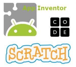 Programación para niños: scratch, code.org y appinventor